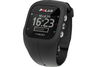 POLAR 90051950 A 300, Activity Tracker, 120-220 mm, Schwarz