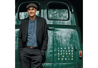 James Taylor - Before This World  (Deluxe Edt.) - (CD + DVD Video)