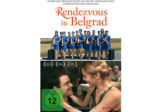 Rendezvous in Belgrad [DVD]