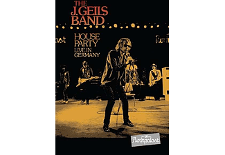 The J. Geils Band - House Party - Live In Germany (DVD)