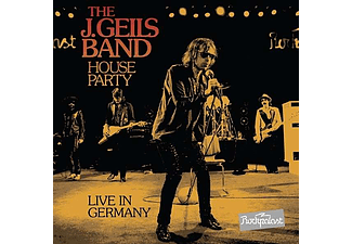 The J. Geils Band - House Party - Live In Germany (DVD + CD)