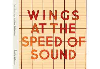 Wings - At The Speed Of Sound (2014 Remastered) [CD]