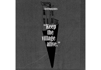 Stereophonics - Keep The Village Alive-Deluxe [CD]