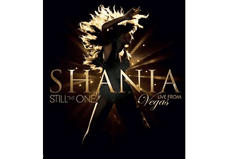 Shania Twain - Still the One - Live from Vegas (DVD)