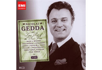 Nicolai Gedda, VARIOUS - Nicolai Gedda: Lyric Poet Of The Tenor Voice - (CD)