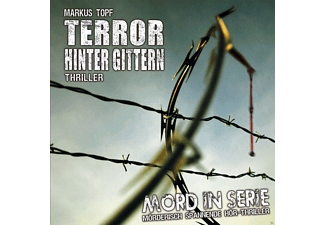 Mord In Serie 17: Terror Hinter Gittern - 1 CD - Krimi/Thriller