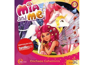 Mia And Me - 017 - Mia and me - (CD)