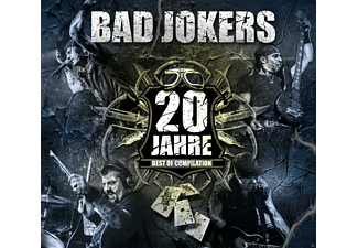 Bad Jokers - 20 Jahre-Best Of Compilation (Re-Release) [CD]