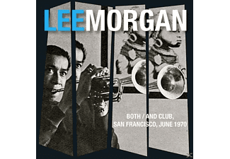 Lee Morgan - Both/And Club, San Francisco 1970 - (CD)