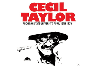 Cecil Taylor - Michigan State University, April 15th 1976 [CD]