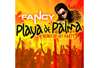 Fancy, Latoya Turner, Coconut Boys, Zabadak Band - Playa De Palma Nonstop - Hit-Parade - (CD)
