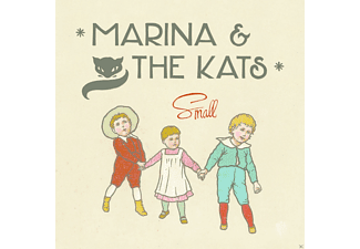 Marina & The Kats - Small - (CD)