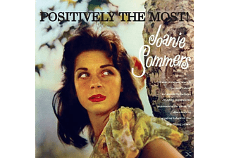 Joanie Sommers - Positively The Most - (CD)