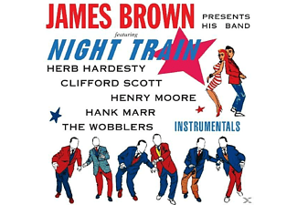 James Brown - Night Train - (CD)