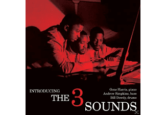 The 3 Sounds - Introducing The 3 Sounds - (CD)