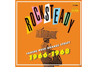 Various - Rocksteady Taking Over Orange Street [CD]