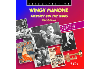 Manone Wingy - Trumpet On The Wing - (CD)