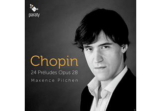 Maxence Pilchen - Preludes Op.28 [CD]