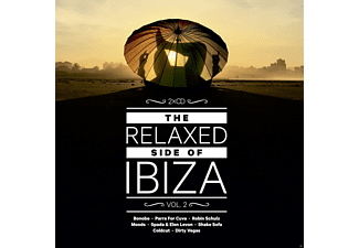 VARIOUS - The Relaxed Side Of Ibiza Vol.2 [CD]