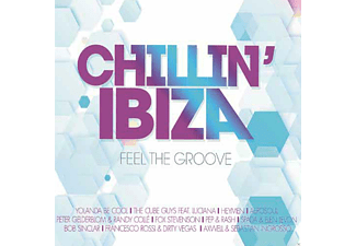VARIOUS - Chillin' Ibiza Feel The Groove [CD]