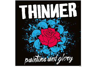 Thinner - Paintime And Glory - (CD)