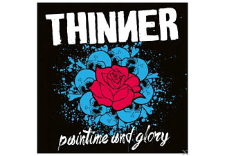 Thinner - Paintime And Glory - (Vinyl)