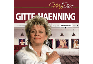 Gitte Haenning - My Star [CD]