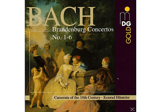 Camerata Of The 18th Century - Brandenburgische Konzerte (GA) - (CD)