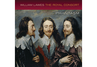 Phantasm - The Royal Consort Sett 1-10 [SACD Hybrid]