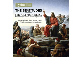 VARIOUS - The Beatitudes/The Enchantress/+ [CD]