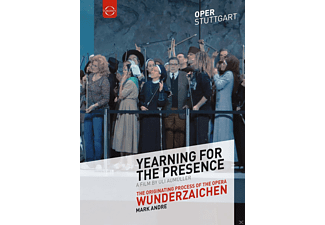 VARIOUS, Staatsoper Stuttgart - Yearning At The Presence - (DVD)