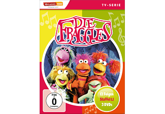 Die Fraggles - Staffel 1.1 - (DVD)
