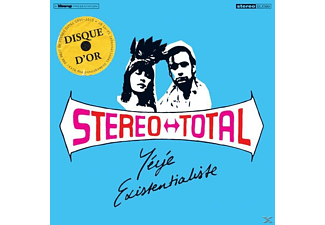 Stereo Total - Yeye Existentialiste - (CD)