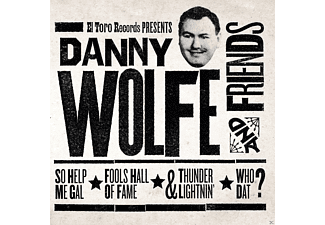 VARIOUS - Danny Wolfe And Friends - (Vinyl)