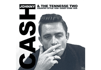 Johnny Cash, The Tennesse Two - Country Style 1958/Guest Star 1959 - (CD)