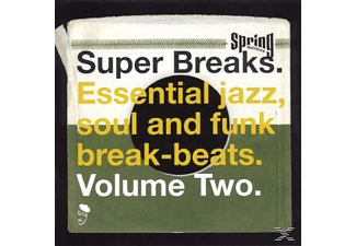 VARIOUS - Super Breaks Vol.2 [CD]