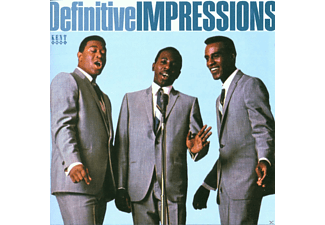 The Impressions - Definitive Impressions [CD]