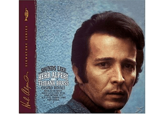 Herb Alpert - Sounds Like - (CD)