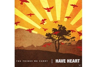 Have Heart - The Things We Carry [CD]