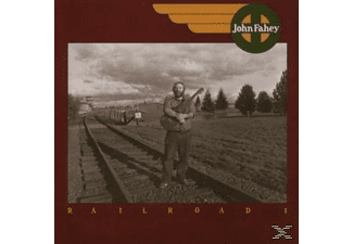 John Fahey - RAILROAD 1 - (CD)