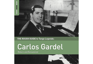 Carlos Gardel - The Rough Guide To Tango Legends: Reborn and Remastered - (CD)