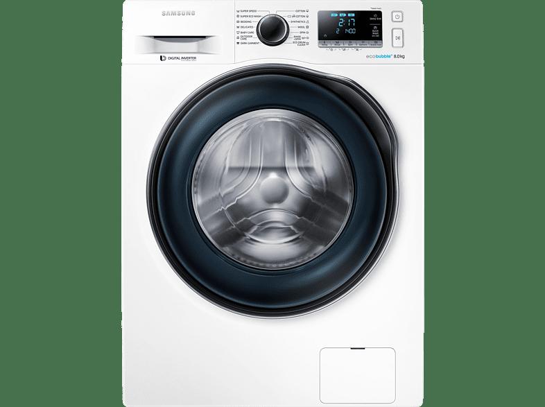 SAMSUNG WW80J6410CW/LE οικιακές συσκευές πλυντήρια ρούχων πλυντήρια εμπρόσθιας φόρτωσης οικιακές συσκευ