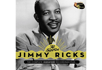 Jimmy Ricks - At Sunrise-The Complete Signature Recordings Plu [CD]