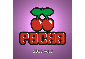 VARIOUS - Pacha 2015, Vol.2-Summer Edition - (CD)