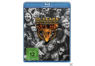 - 25 Years Louder than Hell - The W:O:A Documentary - (Blu-ray)