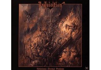 Inquisition - Nefarious Dismal Orations (Digipak) - (CD)