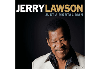 Jerry Lawson - Just A Mortal Man - (CD)