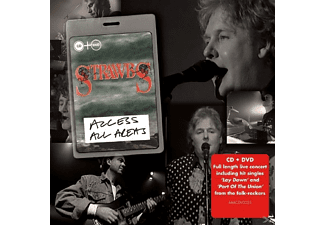 The Strawbs - Access All Areas - (CD + DVD)
