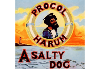 Procol Harum - A Salty Dog - (CD)