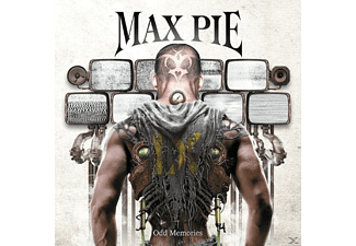 Max Pie - Odd Memories - (CD)